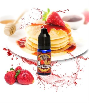 BM Ill take you to Strawberry Syrup Pancakes Aroma